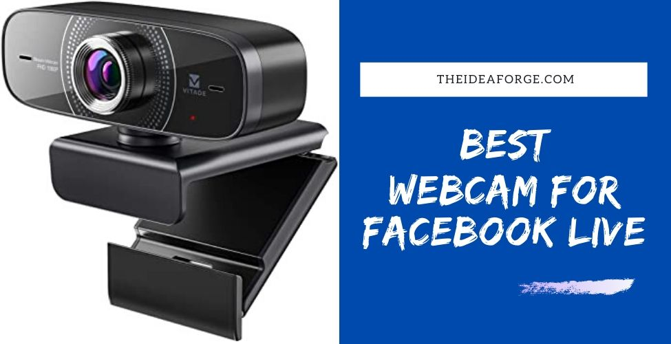 best webcam for Facebook live