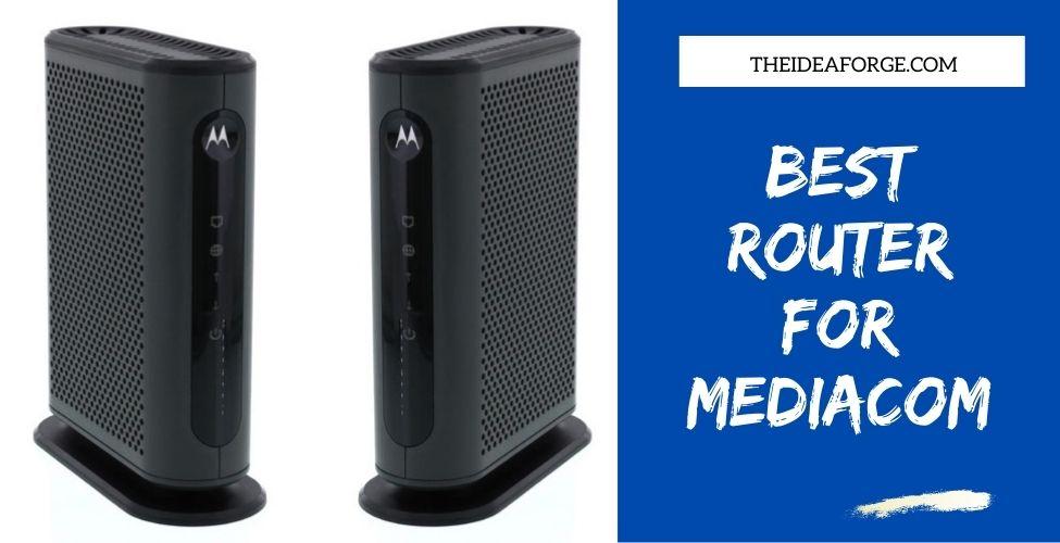 Best router for Mediacom