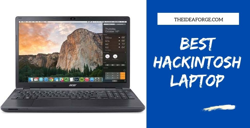Best Hackintosh Laptop